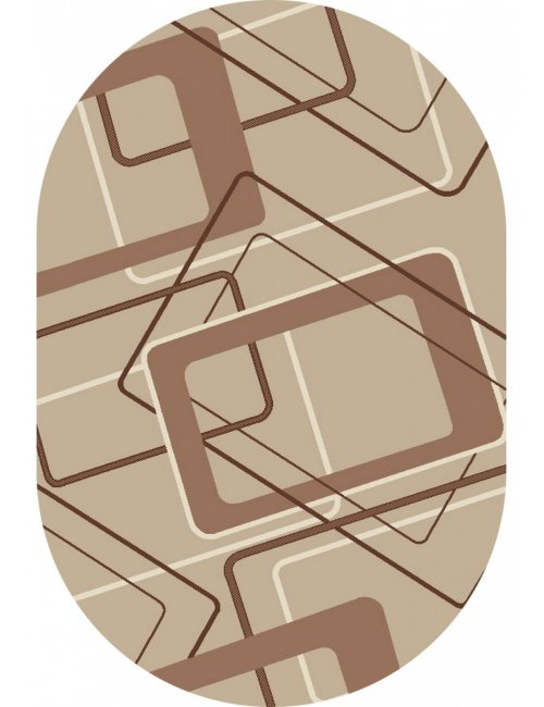 Ковер эспрессо f2715-a5o-es a5
