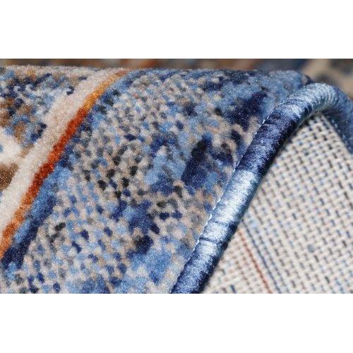 Ковер passion 3855a blue-blue