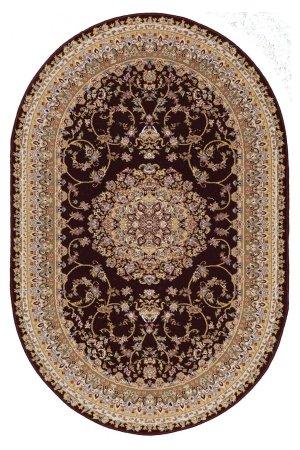 Ковер kerman 0801a c.red-beige