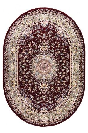 Ковер kerman 0809a c.red-beige