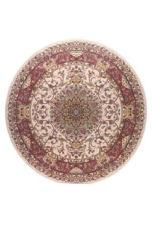 Ковер kerman 0809c cream-pink