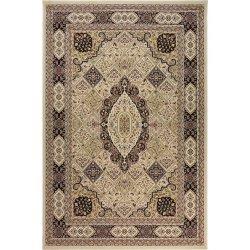 Ковер royal esfahan-1.5 2602a cream-brown