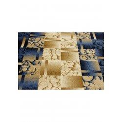 Ковровая дорожка super elmas 5131c ivory-d.blue