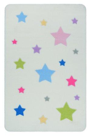 Ковер baby stars white
